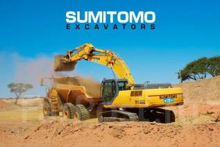 Sumitomo SH330LC-5. Продаётся Новый! Японский экскаватор Sumitomo SH 330LC-5, 7 790 куб. см., 1,80куб. м.