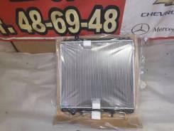 Радиатор охлаждения двигателя. Hyundai Terracan