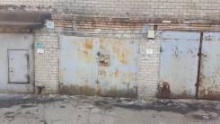 Гаражи капитальные. улица Тухачевского 70, р-н БАМ, 17 кв.м., электричество, подвал. Вид снаружи
