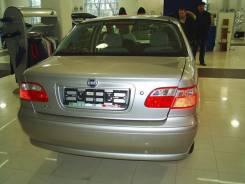 Крышка багажника. Fiat Albea