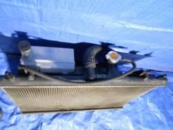 Радиатор охлаждения двигателя. Nissan Tiida Latio, SNC11, SZC11, SJC11, SC11 Nissan Tiida, C11, JC11 Nissan Wingroad, JY12, Y12 Двигатели: MR18DE, HR1...