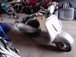 Honda Joker 50. 50 куб. см., исправен, без птс, без пробега