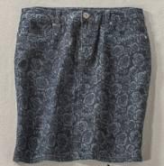 Юбки джинсовые. 50, 52, 54