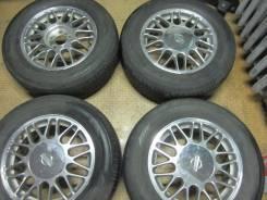 Nissan. 6.5x16, 5x114.30, ET45, ЦО 60,0мм.