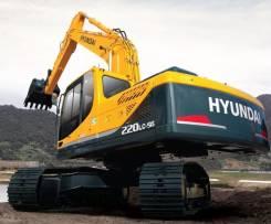 Hyundai R220LC. Продается гусеничный экскаватор -9S, 3 000 куб. см., 1,10куб. м.