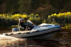Купить лодку Скаут С-380 РИБ. Год: 2017 год, длина 3,80м., двигатель подвесной, 30,00л.с., бензин. Под заказ