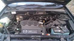 Двигатель в сборе. Mazda Tribute, EPFW