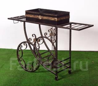 Художественная ковка: ворота, заборы, решетки, мебель, мостики и т. д.