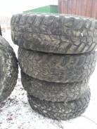 Bridgestone Dueler M/T. Грязь MT, 2015 год, износ: 40%, 5 шт