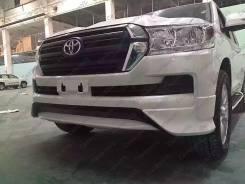 Обвес кузова аэродинамический. Toyota Land Cruiser, VDJ200, J200, URJ202W, URJ200, URJ202, UZJ200