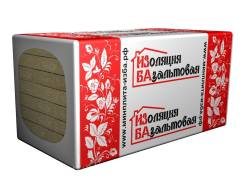 Минеральная вата, базальтовый утеплитель ИЗБА ФАСАД-150 (1000мм Х 600мм Х 50 мм)