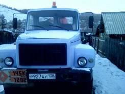 ГАЗ 3308 Садко. Продается топливозаправщик, 4 250 куб. см., 2,80куб. м.