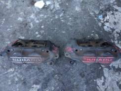 Суппорт тормозной. Subaru Legacy, BP5 Subaru Forester, SF5, SG