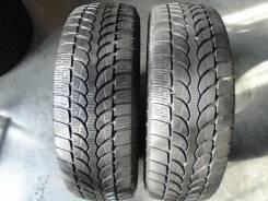 Bridgestone Blizzak LM-80. Зимние, без шипов, 2014 год, износ: 10%, 2 шт