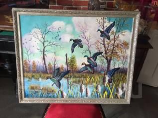 Картина На озере