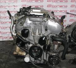 Двигатель в сборе. Nissan Cefiro Двигатель VQ20DE