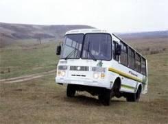 ПАЗ 3206. Автобус -110-60 северный вездеход (4х4) (25 мест), 6 700 куб. см., 25 мест