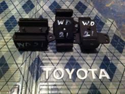 Подушка двигателя. Nissan Terrano, WBYD21 Двигатель TD27