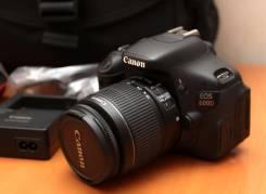 Canon EOS 600D Kit. 15 - 19.9 Мп, зум: 4х