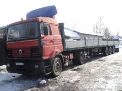 Renault Premium. Седельный тягач рено премиум, 10 200 куб. см., 20 000 кг.