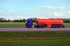 Bonum. Бензовоз цистерна полуприцеп 28 000 литров новый 2017 г. в., 10 000 куб. см., 28,00куб. м.