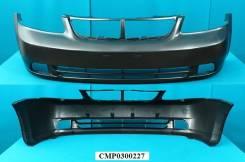 Бампер. Daewoo Lacetti Chevrolet Lacetti, J200 Двигатели: F14D3, F16D3