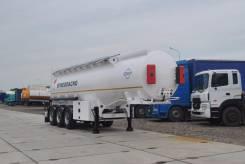Bonum. Полуприцеп-цистерна бензовоз Бонум 28 000 литров 2017, 10 000 куб. см., 27,00куб. м.