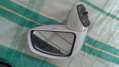 Зеркало заднего вида боковое. Nissan Tiida Latio