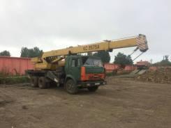 Кс3575а, 1996. Автокран Камаз, 14 000 кг., 16 м.