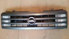 Решетка радиатора. Nissan Cube, BNZ11, YZ11, BZ11 Двигатели: CR14DE, HR15DE