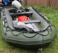 Quicksilver. Год: 2011 год, длина 3,80м., двигатель подвесной, 25,00л.с.