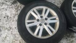 Toyota Corolla. 7.0x16, 5x114.30, ET50