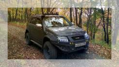 Шноркель. Chevrolet Tracker Suzuki Grand Vitara. Под заказ