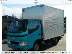 Toyota Dyna. Продается грузовик мебельный фургон Toyota dyna, 2 000 куб. см., 1 500 кг.