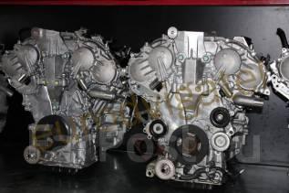 Двигатель в сборе. Nissan Murano, Z51 Двигатель VQ35DE