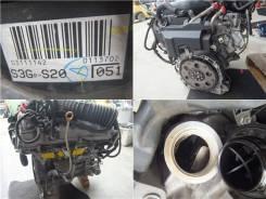 Двигатель в сборе. Lexus GS300 Двигатель 3GRFSE