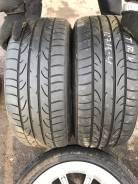 Bridgestone Potenza RE050. Летние, 2012 год, износ: 20%, 2 шт