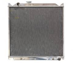 Радиатор охлаждения двигателя. Toyota Hilux Surf, KZN185, KZN185G, KZN185W Toyota 4Runner, KZN185, RZN185 Toyota Land Cruiser Prado, KDJ90, KDJ90W, KD...