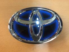 Эмблема. Toyota Prius a, ZVW41, ZVW40, ZVW40W, ZVW41W Toyota Camry, AVV50 Toyota Prius, ZVW35, ZVW30 Toyota EQ EV, KPJ10 Двигатели: 2ZRFXE, 2ARFXE, EM