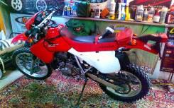 Honda XR 650L. 650 куб. см., исправен, птс, без пробега