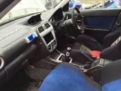 Подиум. Subaru Impreza WRX STI, GGB