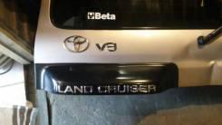 Подсветка. Toyota Land Cruiser