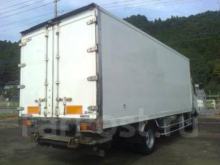 Mitsubishi Fuso Fighter. Mitsubishi FUSO Fighter Рефрижератор, 8 200 куб. см., 4 999 кг.