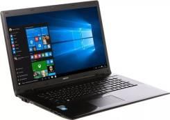 "DEXP Aquilon. 17.3"", 1,6ГГц, ОЗУ 2048 Мб, диск 500 Гб, WiFi, Bluetooth, аккумулятор на 3 ч."