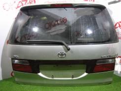 Дверь багажника. Toyota Estima, ACR30, ACR40, MCR30, MCR40, ACR30W, ACR40W, MCR30W, MCR40W Двигатели: 2AZFE, IMZFE, 1MZFE