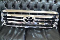 Решетка радиатора. Toyota Land Cruiser, FZJ100, HDJ100, HDJ100L, J100, UZJ100, UZJ100L, UZJ100W Двигатели: 1FZFE, 1HDFTE, 1HDT, 2UZFE