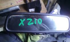 Зеркало заднего вида салонное. Toyota Corolla, NDE150, ZZE150, ADE150, ZRE151, ZRE152 Toyota Mark X Zio, ANA15, ANA10, GGA10 Toyota Mark X, ANA15, GGA...