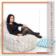 Кресло-мешок Босс Михенди