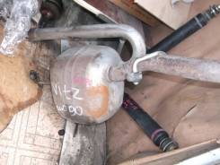 Глушитель. Toyota Vitz, SCP90