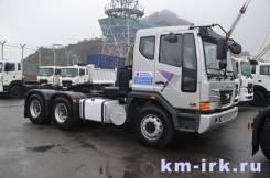 Daewoo Novus. V3TSF, тягач седельный 6х4, 10 964 куб. см., 22 000 кг.